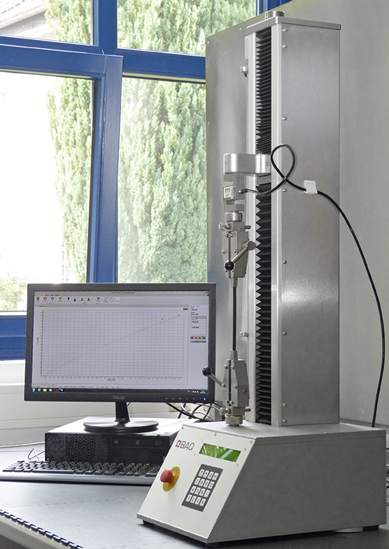Universal testing machine LPS ZDT 3-X500