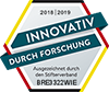 Innovative through research 2018