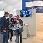 Complete success at the IZB in Wolfsburg