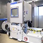 New vibration test system put into operation