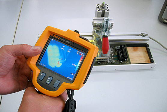 Thermography Tests
