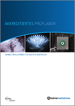 Download the new laboratory brochure now!
