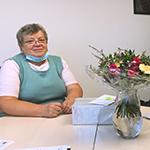 Galina Löwen is going into well-deserved retirement