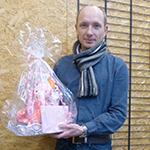 Belated congratulations to Valentin Hellhorn