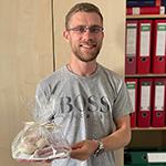 We congratulate Vladi Jakobi