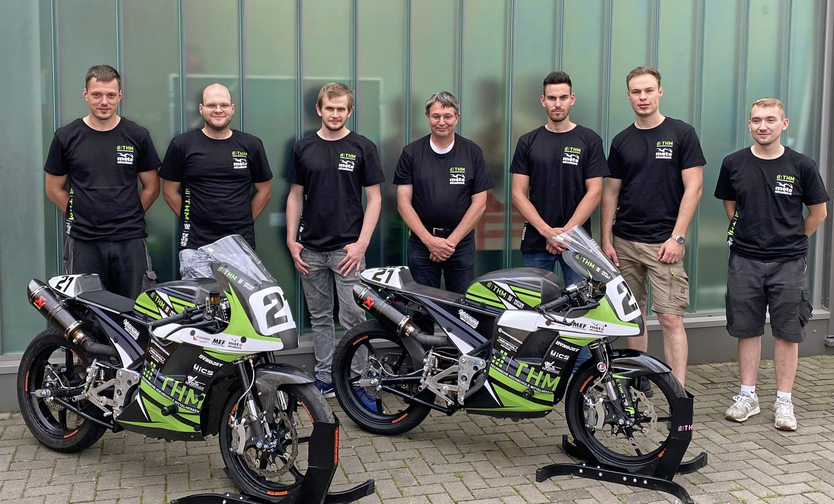 THM Motorsport der Technischen Hochschule Mittelhessen (THM)